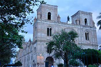 CATHEDRAL OF CUENCA CITY