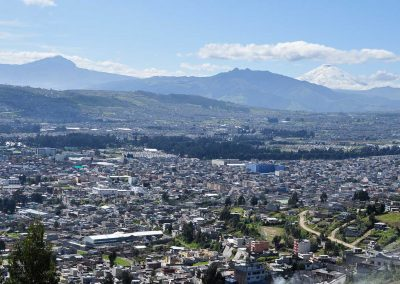 QUITO OVERVIEW