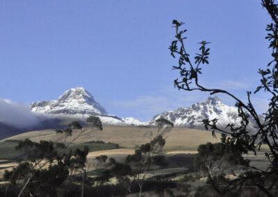 Bergsteigen Auf den ILINIZA NORD