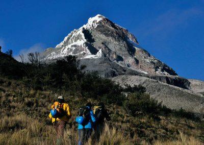 Bergsteigen Auf den ILINIZA