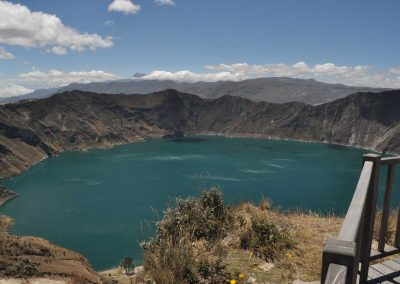 QUILOTOA SEE